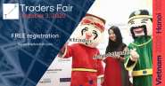 Traders Fair – Hanoi on October 3, 2020